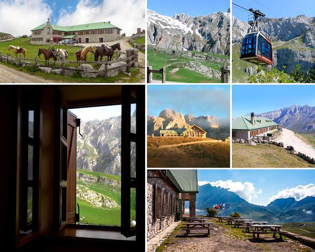 Refugio de Aliva, el mejor sitio para relajarse y desconectar en España