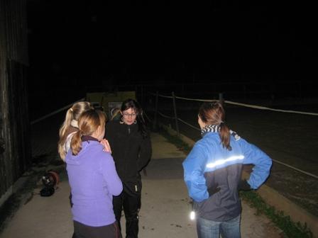 Voltige Abend 2011