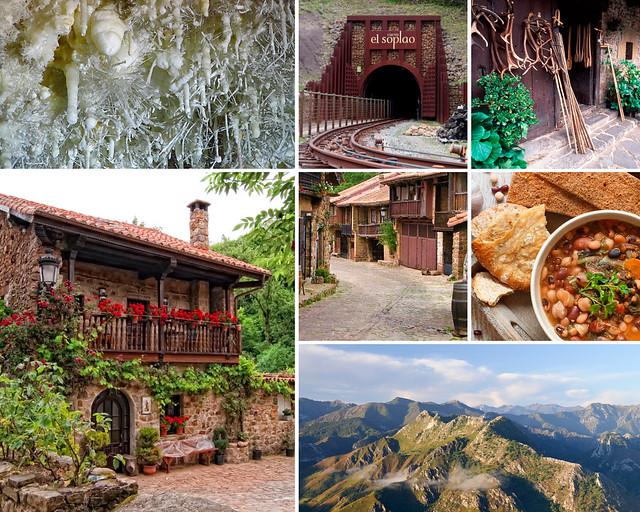 Recorrido por el norte de España en 15 días a su paso por Bárcena Mayor