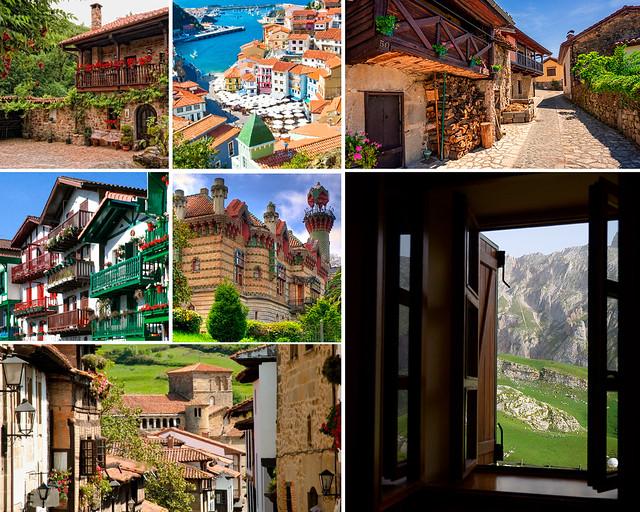 Pueblos más bonitos del norte de España