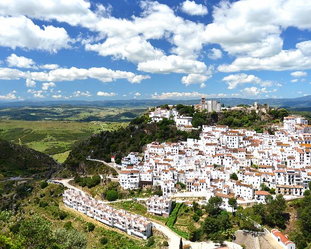 Casares, uno de los pueblos más bonitos de Andalucia