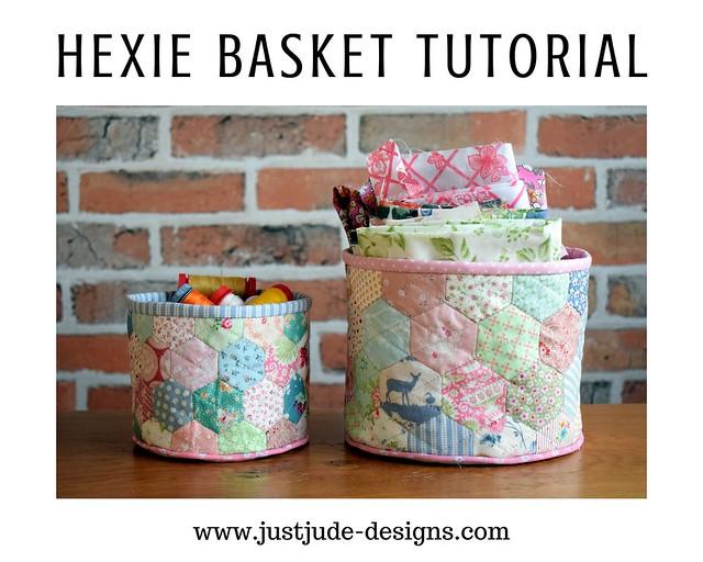 Hexie Basket Tutorial