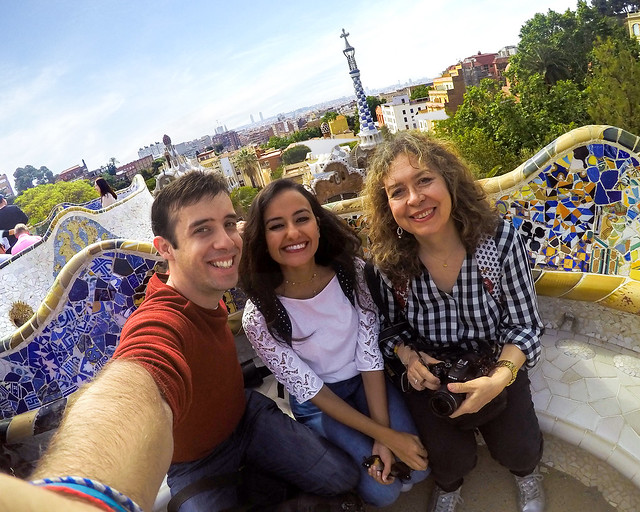 Ruta de 5 días por España desde Barcelona