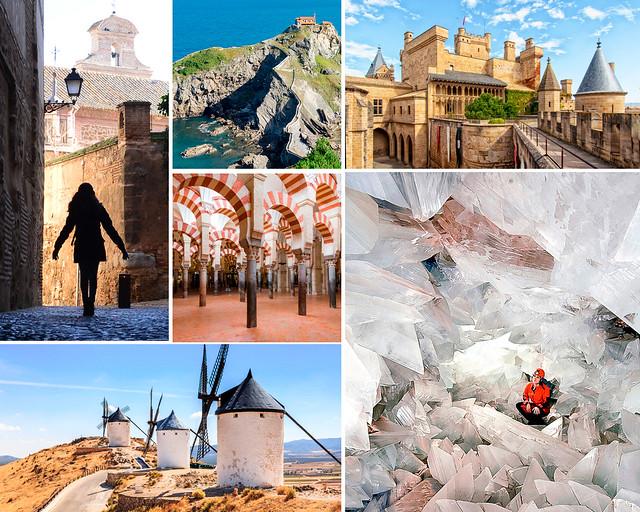 Ruta por la España para triunfar en Instagram