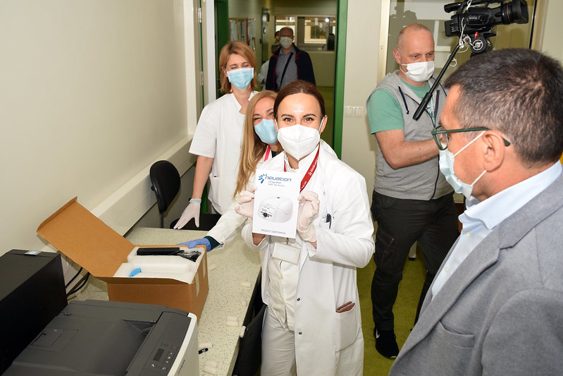 Bosnia and Herzegovina Vaccine Rollout