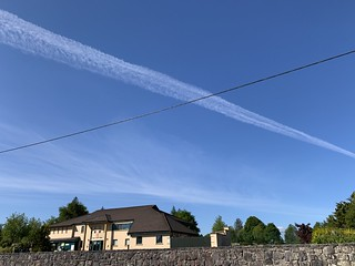 Chemtrail Spraying - WTF? - COVID19 ? - Who Knows?