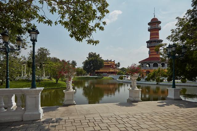 Bang Pa-In – Ho Withun Thasana