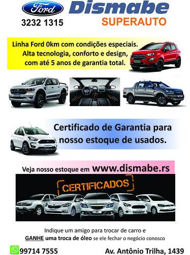 Dismabe Superauto - revenda Ford em São Gabriel