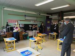Reprise dans les établissements scolaires de la Loire