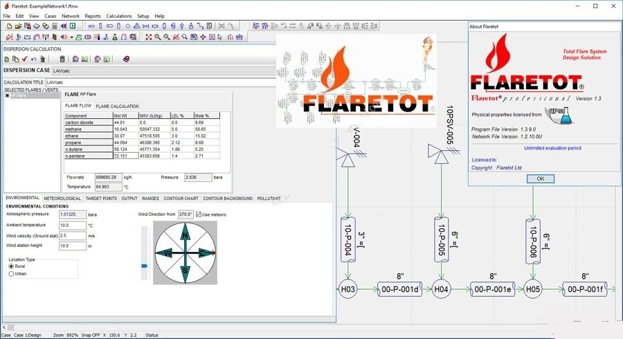 Working with Flaretot Pro 1.3.9.0 full license