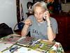 Paní Dana odešla letos na jaře. My jsme měli tu čest být jejími hosty doma v Tróji v roce 2009. Rozhovor jsme znovuvydali na webu letos v březnu., foto: archiv Běhej.com