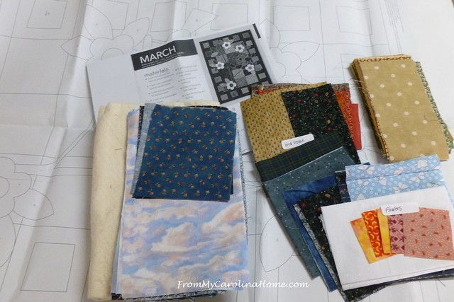 Happy Mail at FromMyCarolinaHome.com
