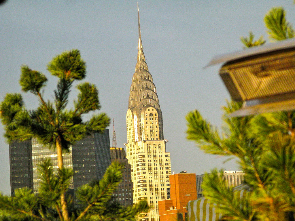 Edificio Chrysler en Nueva York