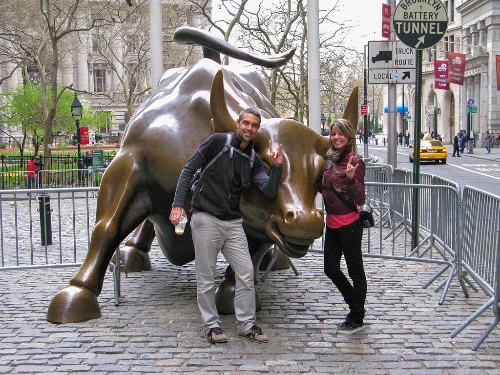 Búfalo de Wall Street