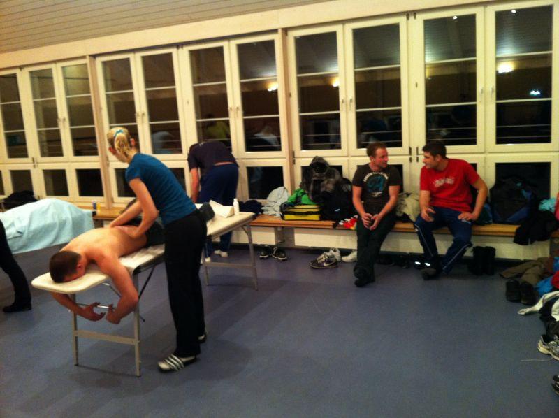 TV Massage 2010