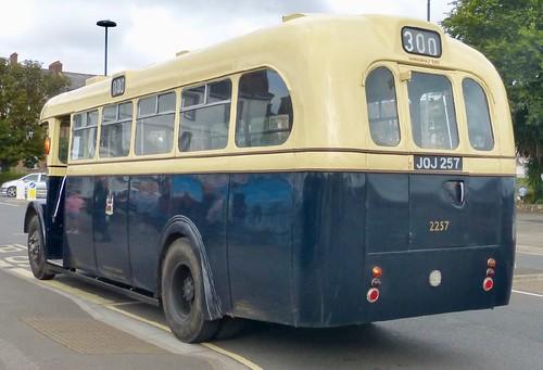JOJ 257 'Quantock Heritage' 'Birmingham City Transport' No. 2257. Leyland PS2 / Weymann /2 on Dennis Basford's railsroadsrunways.blogspot.co.uk'