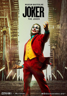 極致還原的頂級之作!Prime 1 Studio × Blitzway《小丑 JOKER》「小丑」1/3 比例全身雕像(ジョーカー ジョーカー ボーナス版)Bonus 版本