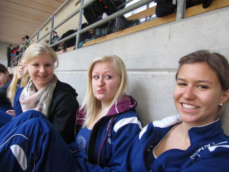 Hallenwettkampf Effretikon 2011