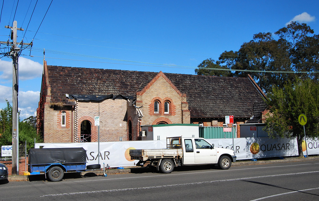 All Saints Anglican Church, Cammeray, Sydney, NSW.
