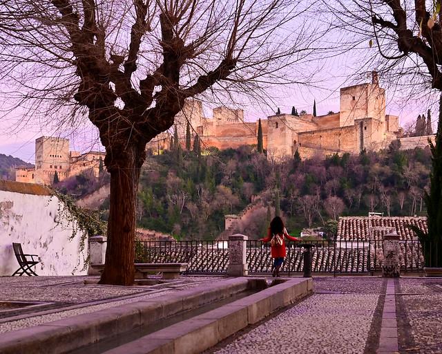 La mejor ruta por Andalucía en coche