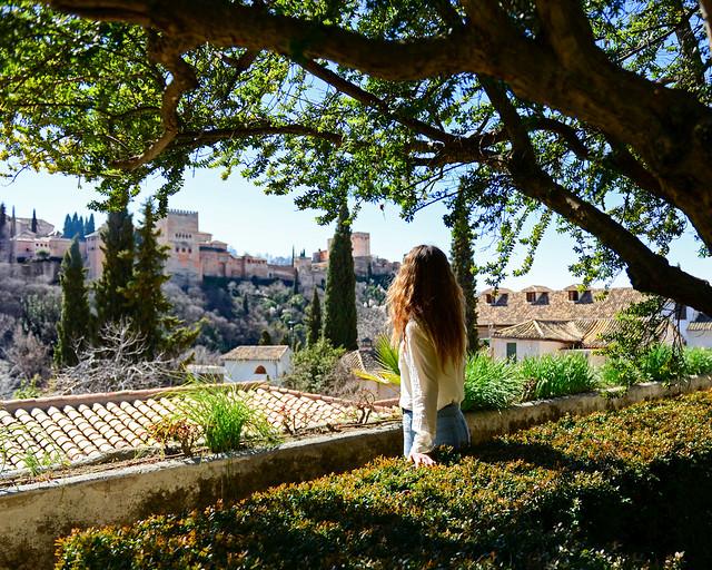 Itinerarios y rutas por Andalucia