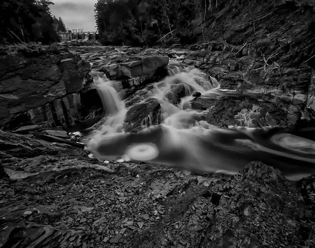 Montreal River-Gogebic County, MI