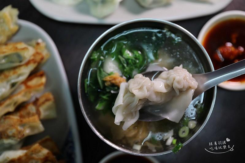 青島海鮮水餃阿欽,干貝高麗菜水餃吻仔魚水餃19