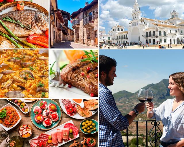 Ruta gastronomica por España