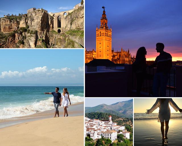 Ruta por el sur de España