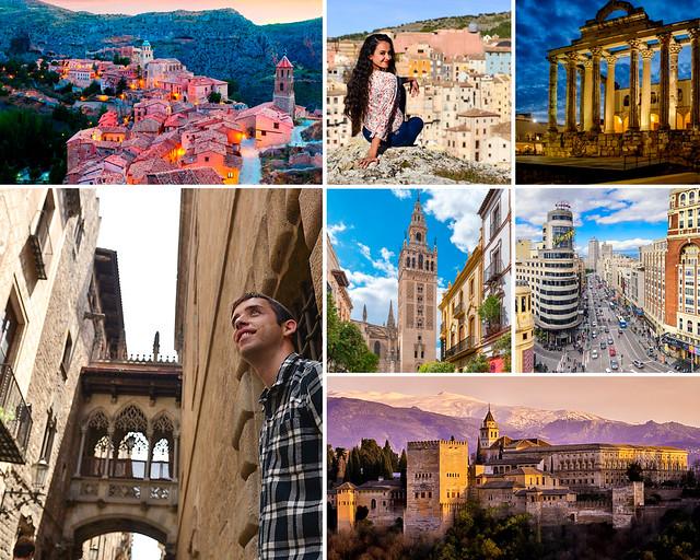 Ruta por España en 15 días, la más completa