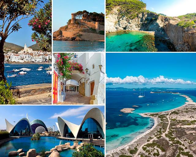 Ruta por las maravillas del Mediterráneo