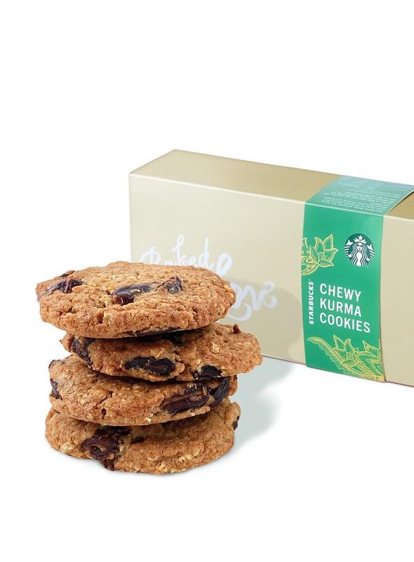 Starbucks® Chewy Kurma Cookies