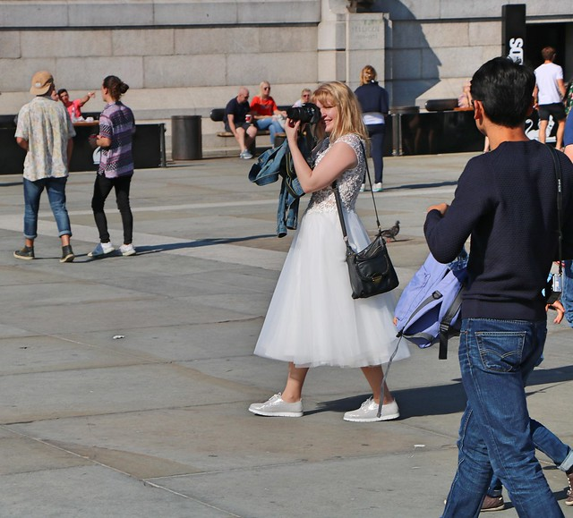 White Dress Photographer