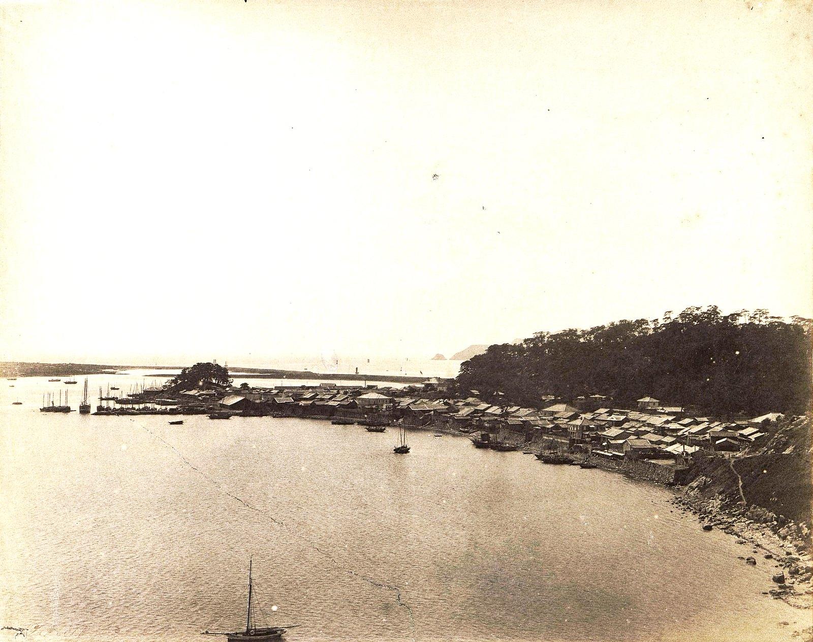 1898. Корея, г. Фузан2