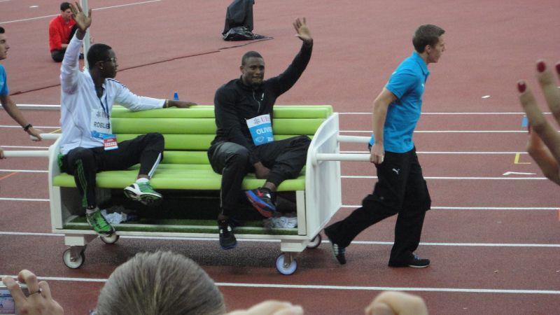 Weltklasse Zürich 2011