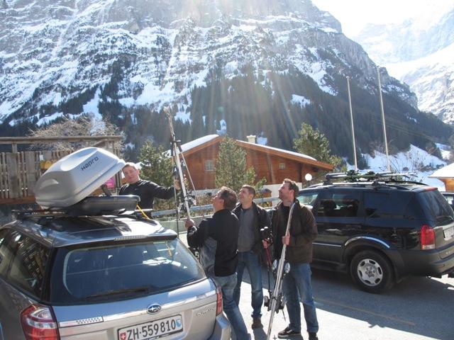 Skiweekend TV 2012