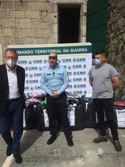 Doação GNR - Guarda