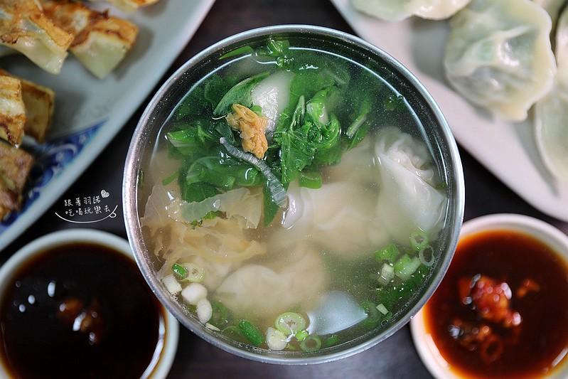 青島海鮮水餃阿欽,干貝高麗菜水餃吻仔魚水餃17