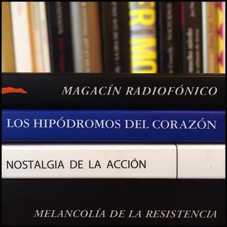 Magacín radiofónico en estado de alarma 12.5.20 #yomequedoencasa #frenarlacurva #haikusdestanteria #quedateencasa