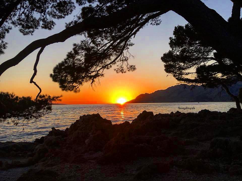 See you soon Adriatic Sea  Photo taken in Brela, Makarskareviera, Dalmatia, Croatia