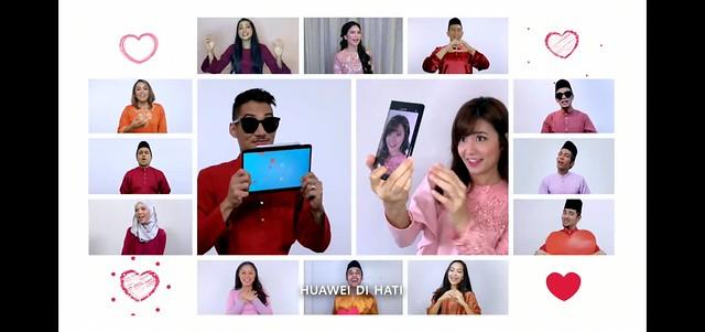 Huawei Di Hati