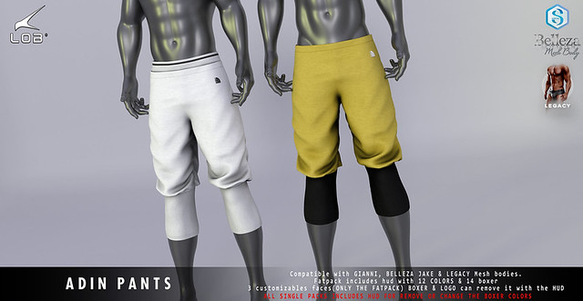 [LOB] - Adin pants @ equal10