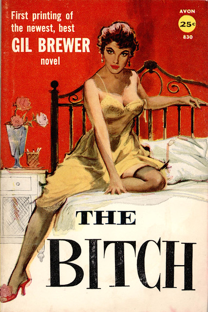 Avon 830 - 1958  the bitch