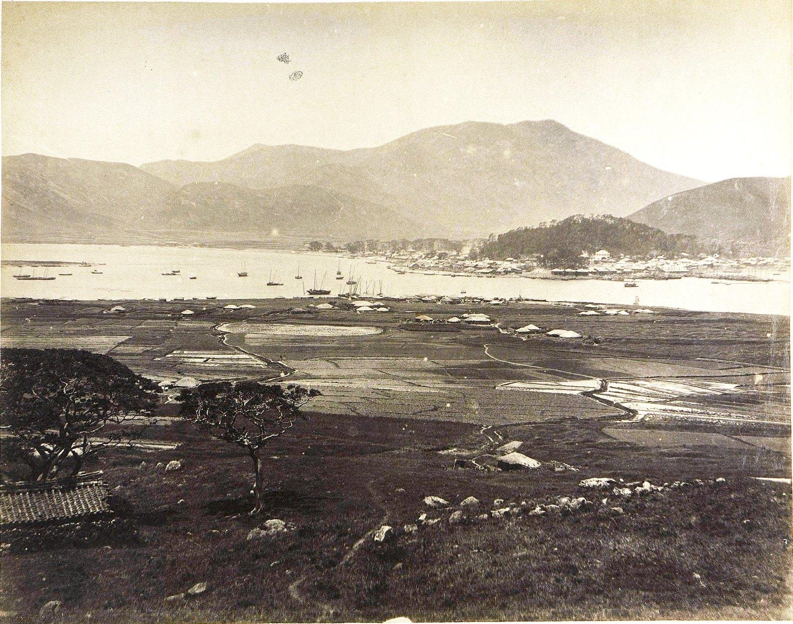 1898. Корея, г. Фузан1