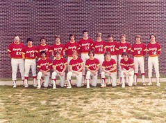 1982-83 Red Devils Scrapbook