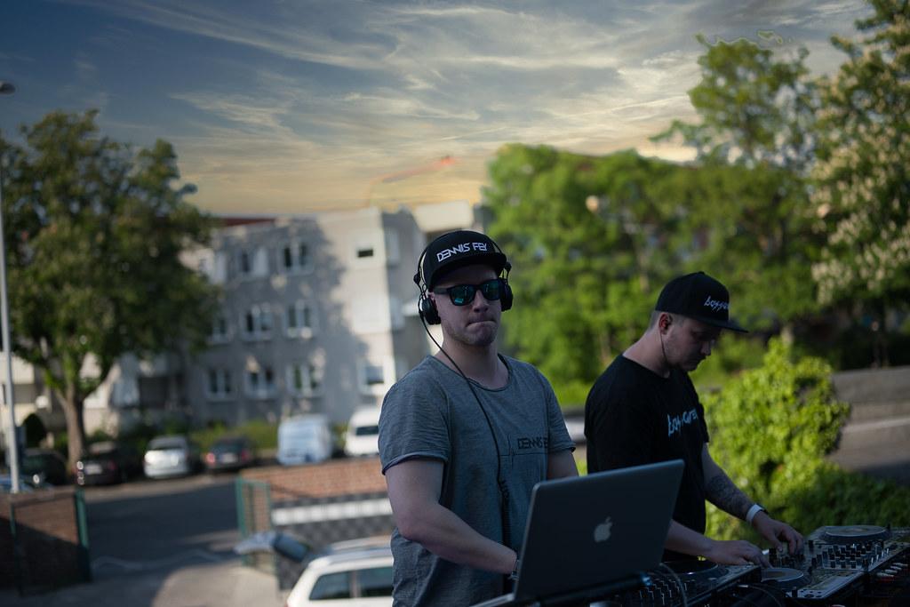 Just DJs
