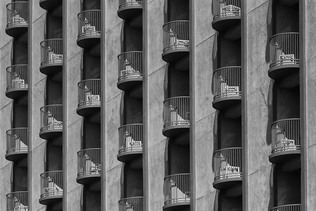 empty balconies (in explore)