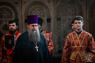 12.05.2020 | Всенощное бдение в Софийском соборе