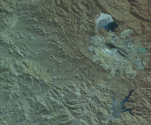 Mina Cerro Verde, Peru