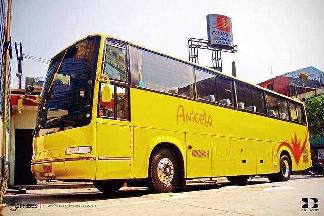 Aniceto Bus Line - 9-17R